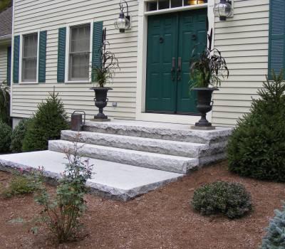 Granite posts